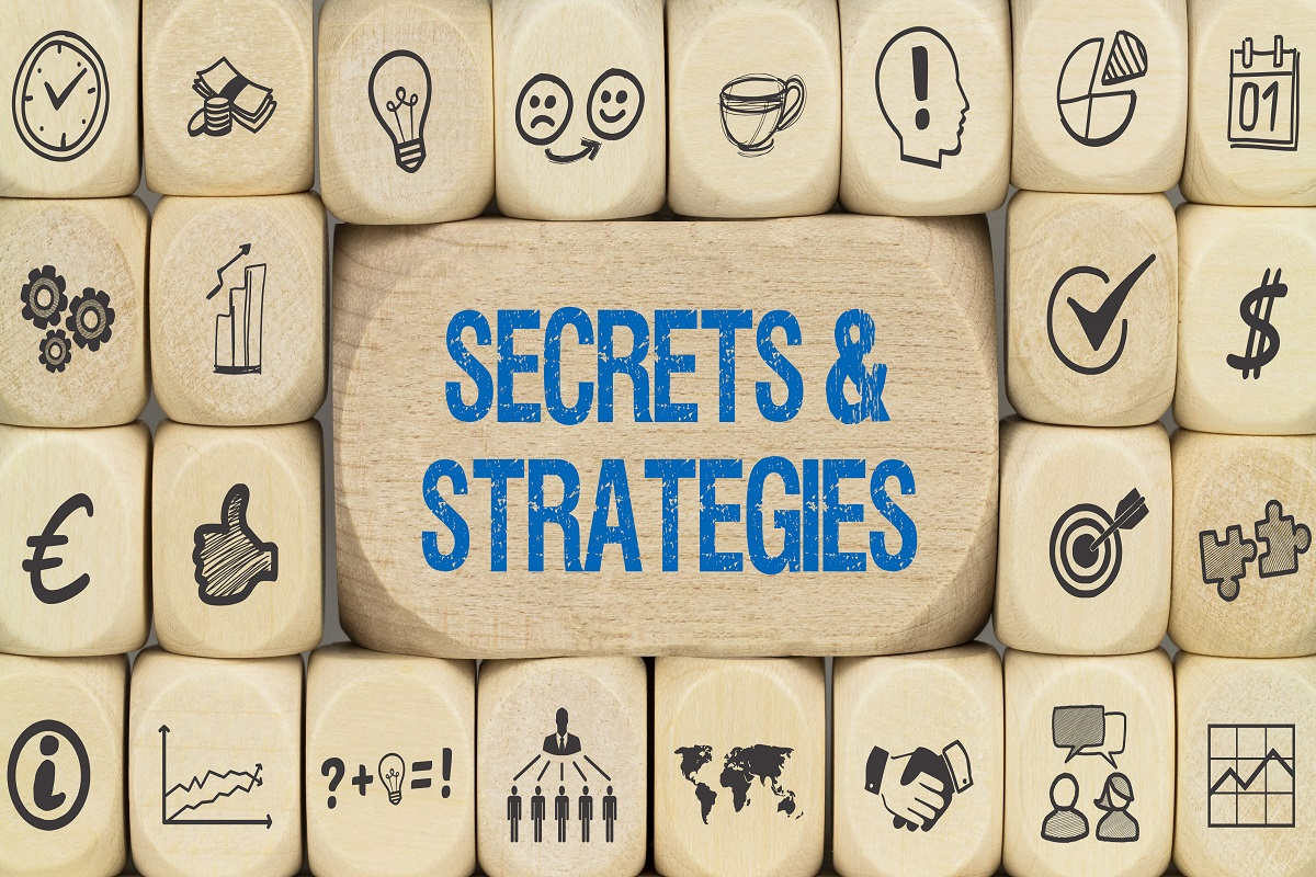 Secrets & Strategies